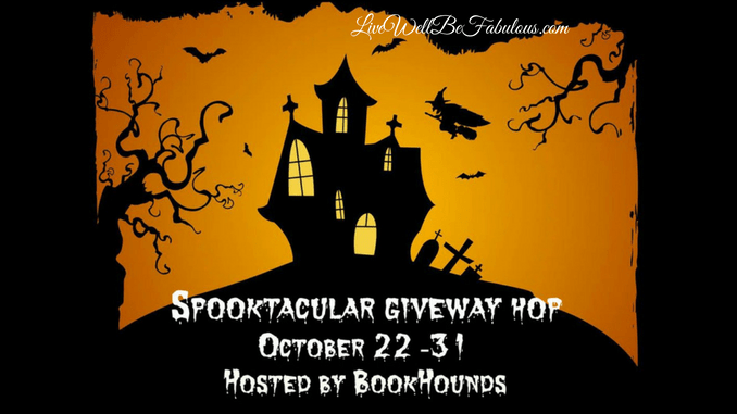 Welcome to the 2016 Spooktacular Giveaway Hop