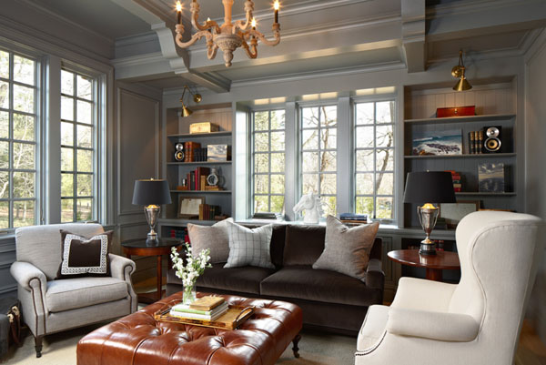 brown grey walls furniture l