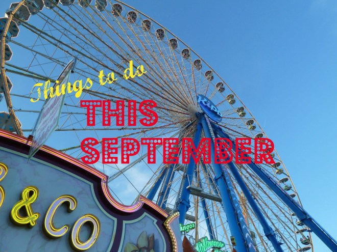 Read more about Things to do in September