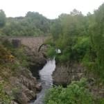 Dulsie bridge across the  River Findhorn