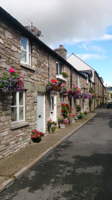 Hay-on-Wye back street
