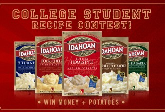 Great Coupon to Print! Idahoan Potatoes!!!