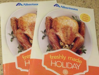 New Albertsons Fall Savings Book is now out!!!