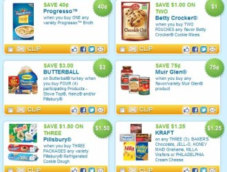 Tons of NEW Hot printable coupons!!!