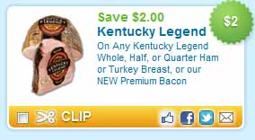 HOT $2/1 Kentucky Ham, Turkey Breast or Bacon Coupon! Print NOW!!!