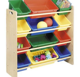 Target HOT deal on an AWESOME toy bin + FREE shipping!!!