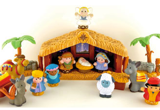 *HOT* deal for a Little People Nativity Set for only $17.99!!! Hurry before these sell out!!!