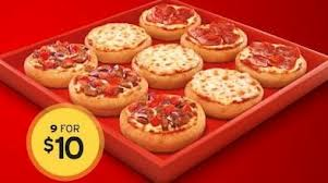 Free Pizza Hut Sliders Tuesday February 5th from 4-7 pm!!!