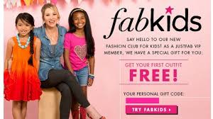 WOWZERS! Possibly score a FREE FabKids outfit!!!