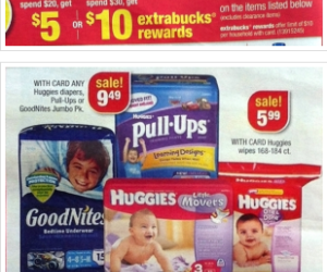 Score Huggies Diapers for just $0.99 each….HOLLLLLLA!!!!