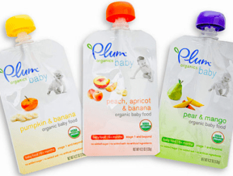HOT rare $1/1 Plum Organics Kids Product coupon + FREE at several stores!!!