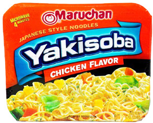 FREE Yakisoba at the Hen House!!!
