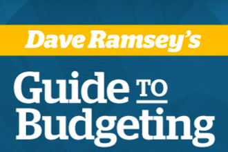 "Free Dave Ramsey book download for a ""Guide to Budgeting""!!!"