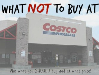 What not to buy at Costco (Plus what you SHOULD buy and at what price)!