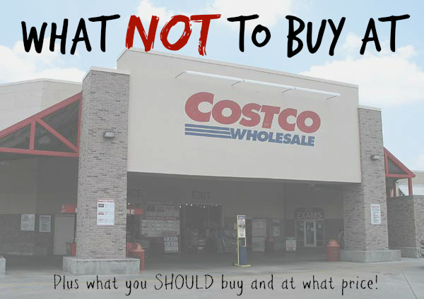 Costco What Not To Buy