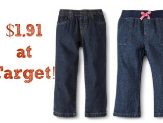Target Circo Jeans for Kids just $1.91 each!