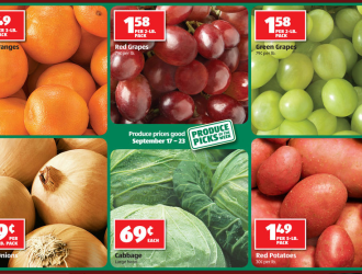 ALDI Produce Deals 9/18-9/23