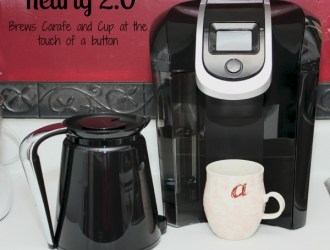 Keurig 2.0 K300 brewer Review