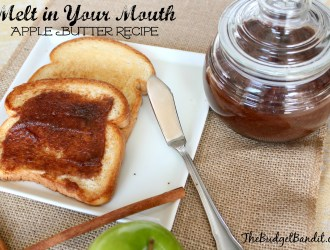 Easy Crockpot Recipe for Melt in your mouth Apple Butter