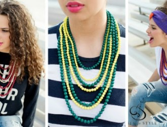 Cents of Style – 60% off Game Day Shirts, Scarves and Necklaces + Free Shipping!