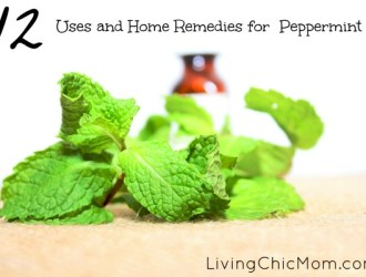 12 Uses and Home Remedies for Peppermint Oil