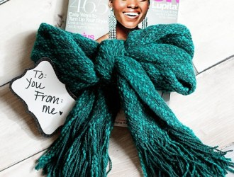 Cents of Style – Fashion Deal of the day: Scarf and Glamour Combo + Free Shipping!