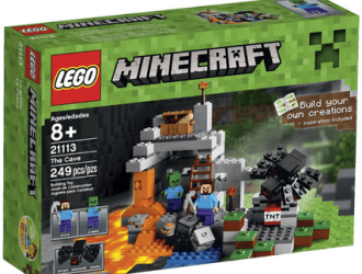 LEGO Mindcraft Sets – available NOW!
