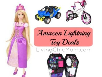 Amazon Lightning Toy Deals – Barbie, Hello Kitty, Hot Wheels and More!