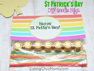 St Patrick's Day – DIY Goodie Bags