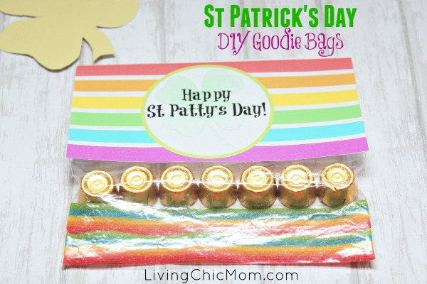 st patricks day goodie bag 2