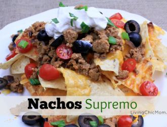 Nachos Supremo – Best Nachos Ever!