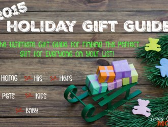 Holiday Gift Guide – Home