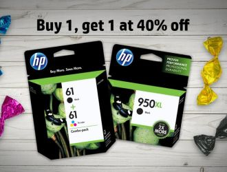 Hurry – Save BIG on HP Ink