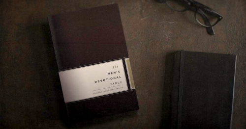 mens devotional bible
