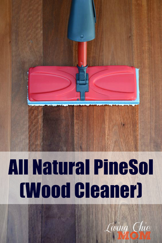 All Natural PineSol Cleaner