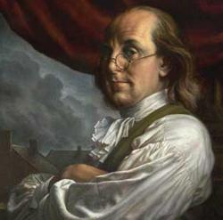 Benjamin Franklin Religion