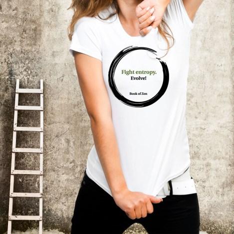 Inspirational Zen T-Shirts