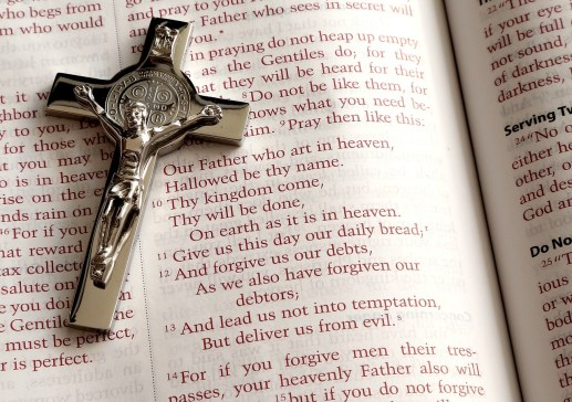 The Lords Prayer Text