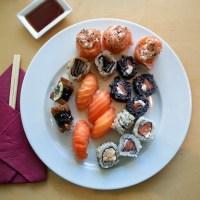 TOP 5 de restaurantes de sushi em Lisboa