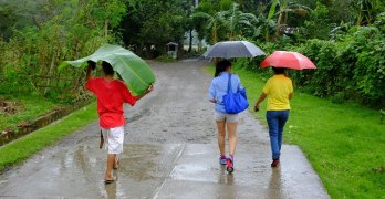 Coping With the Rainy Season