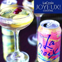 Easy Spring Break Cocktails with LaCroix