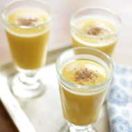 Spiced Mango Lassi