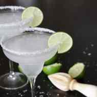 Frozen Margaritas (Homemade Margarita Mix)