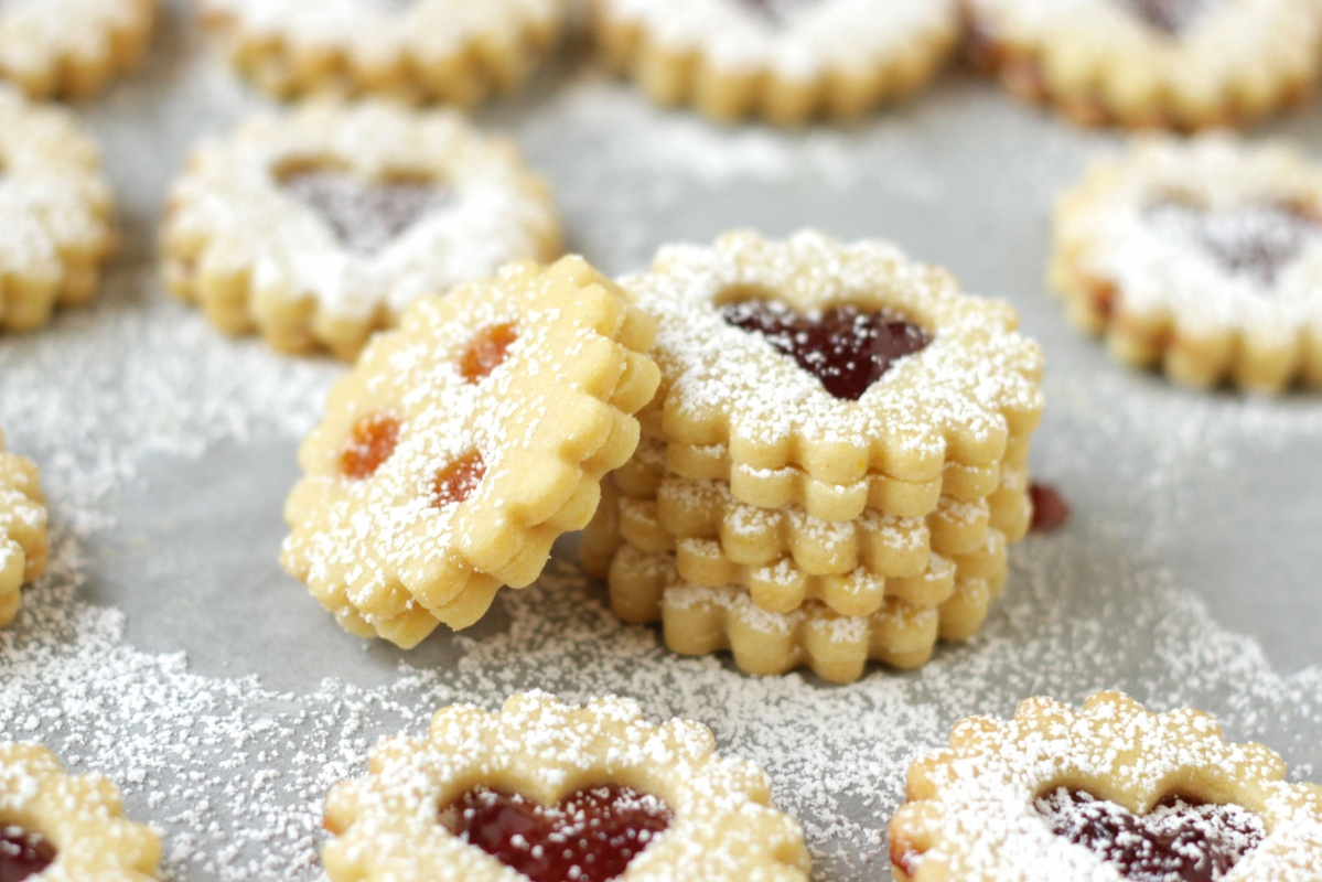 You Austrian christmas cookies suggest