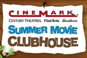 Summer at Cinemark: 10 kid flicks for $5
