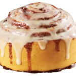 Free Classic Roll for nurses at Cinnabon