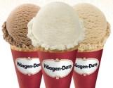 haagen dazs free scoop