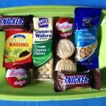 Fight the high cost of airline snacks
