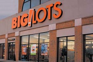 Extra 20% off entire purchase at Big Lots