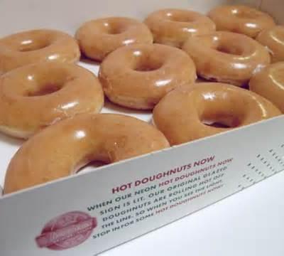 Krispy Kreme: Dozen doughnuts for 79-cents